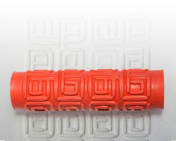 AR25 Key Fret Clay Pattern Roller