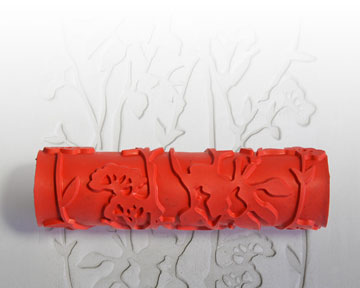 AR29 Moonflower Clay Pattern Roller