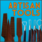 Artisan Pottery Tools -- Click Here