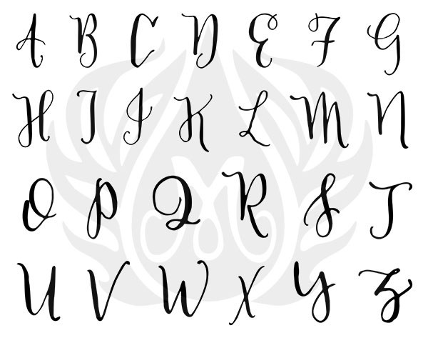 Mayco Designer Silkscreen DSS-139 Monograms