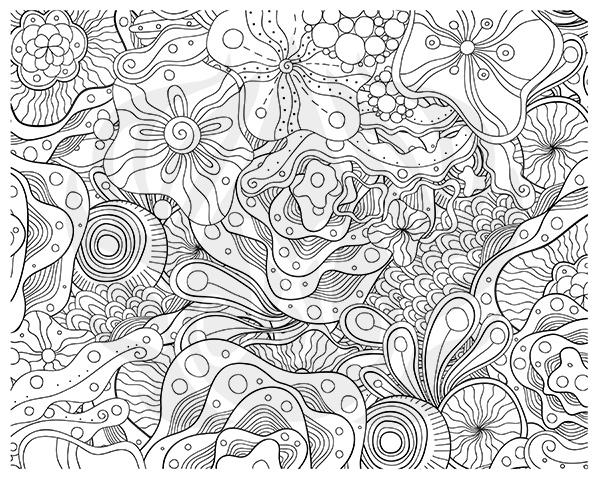 Mayco Designer Silkscreen DSS-145 Coloring Page