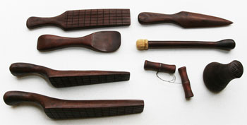 Korean Onggi Tool Set 8pc