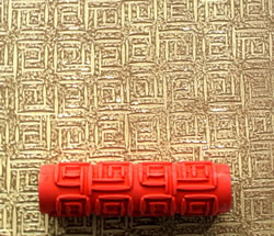7 inch Rubber Roller - PR7-157