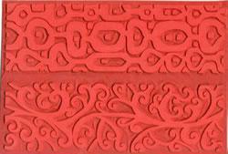 Pottery PTQ10 Rubber Texture Mat