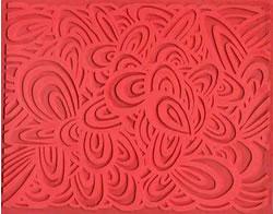 Pottery PTQ14 Rubber Texture Mat