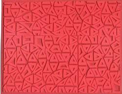 Pottery PTQ16 Rubber Texture Mat
