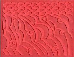 Pottery PTQ17 Rubber Texture Mat