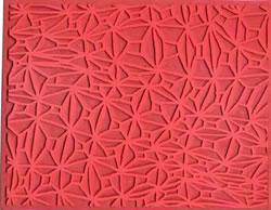 Pottery PTQ2 Rubber Texture Mat