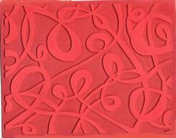 Pottery PTQ20 Rubber Texture Mat