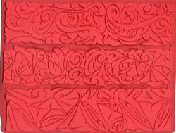 Pottery PTQ23 Rubber Texture Mat