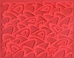 Pottery PTQ6 Rubber Texture Mat