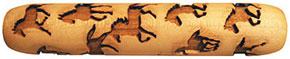 Socwell SD2046 Horses Running Handroller