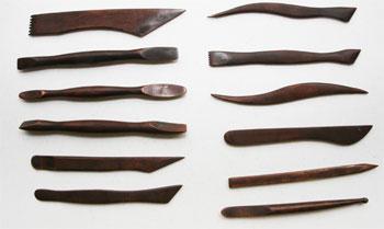 Wood Forming Tool Set 12pc