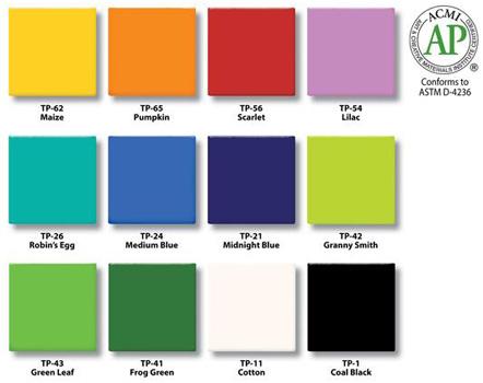 Teacher's Palette Class Pack 5