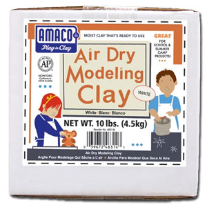 Air Dry Modeling Clay