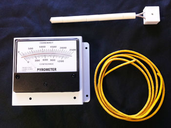 ACI 1030-6-8 Analog Pyrometer Package