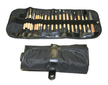 Artisan Tool Set 22pc with Canvas
