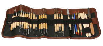 Artisan Tool Set 30pc with Canvas