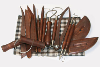 Artisan Potters Assortment 15pc Tool Set