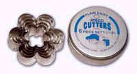 Ateco Plain Daisy Cutter Set