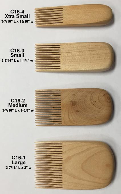 Pottery Comb Tools