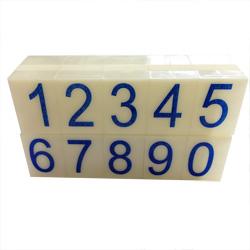 Artisan 621 Rubber Number Set 19/32 inch