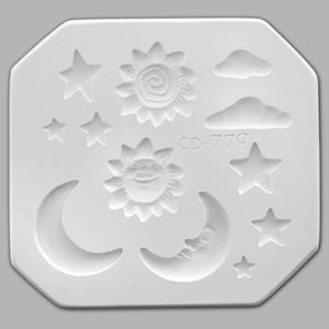 Mayco Mold CD-779 Celestial