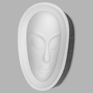 Mayco Mold CD-913 Plain African Mask