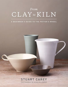 From Clay to Kiln a beginners guide to the potters wheel