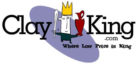 ClayKing Logo