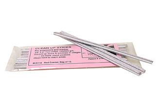 Clean Up Sticks 120/220 Grit Pink