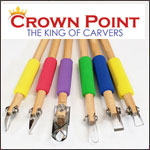 Crown Point Carving Tools