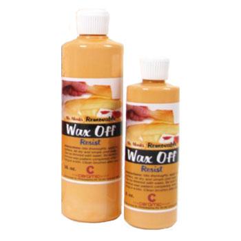Wax Off Resist