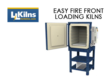 L & L Easy-Fire Front Loaders Kilns