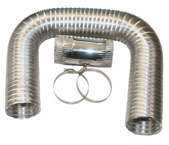 Skutt EnviroVent 2 Additional Ducting
