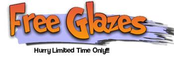Free Glazes from Amaco