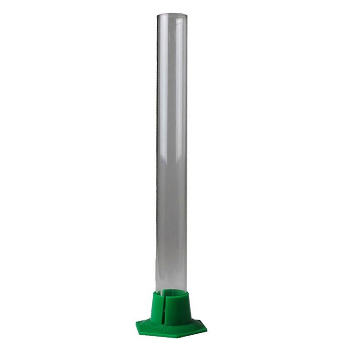 Glass Hydrometer Tube 12 inch Tall