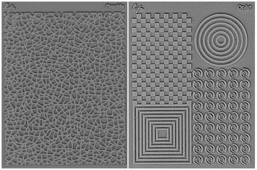 Lisa Palvelka Stamp Patterns Set