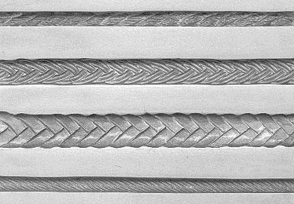 Lisa Palvelka Stamp Ropes Braids