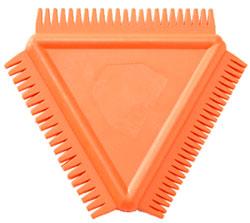 Kemper RTC Rubber Texture Comb