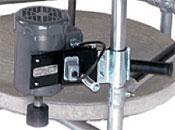 Thomas Stuart Kick Wheel Optional Motor Attachment. Buy Today!