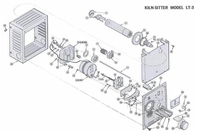 Euclid Kiln manual