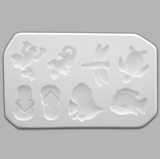 Mayco Mold CD-916 - 8 designs