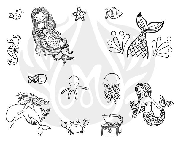 Mayco Designer Silkscreen DSS-157 Under the Sea