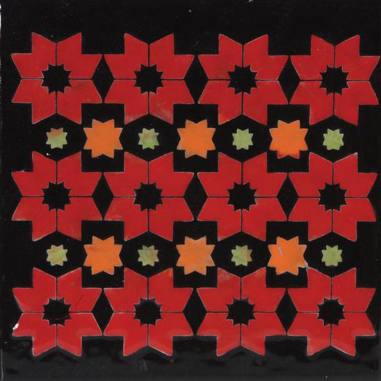 Mayco Designer Stencil SL-453 Quilt