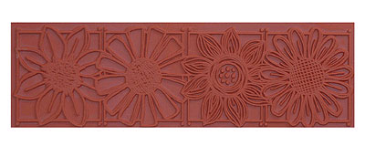 Mayco ST-111 Four Flowers Stamp