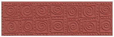 Mayco ST-353 Jumbo Swirl Blocks Stamp