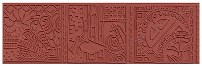 Mayco ST-370 Asian Influence Stamp