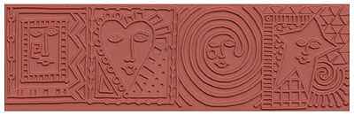 Mayco ST-373 Cube Faces Stamp