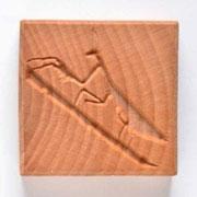MKM/PMC Square Stamp SSL-86